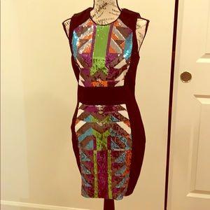 Nene Sequin Dress